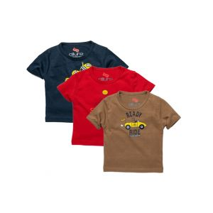 AllureP T-shirt H-S Pack Of Three BRB Combo #12