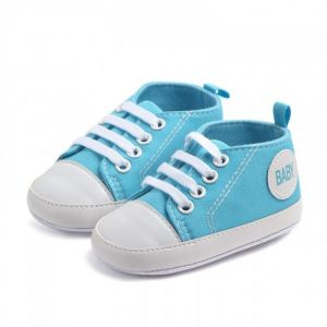 Baby Steps Shoes Junior Light Blue