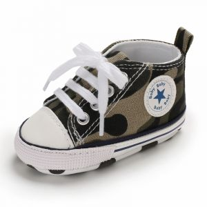 Baby Steps Shoes Junior Camo