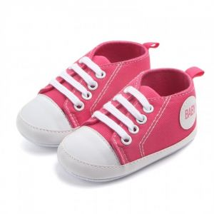 Baby Steps Shoes Junior Pink