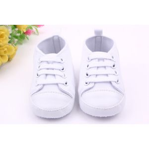 Baby Steps Shoes Junior White