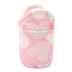 Little Sparks Baby Feeder Cover Cloud Pink