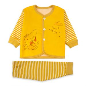 Little Sparks Baby Winter Suit Cloud Yellow