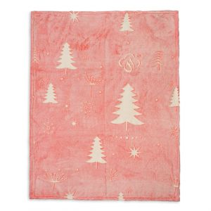 Little Sparks Baby Glow Blanket Tree Pink