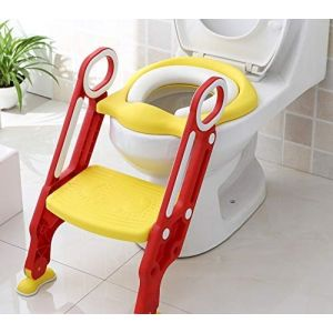 IBaby Ladder Potty Training Yellow