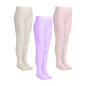 Little One Baby Tights Pack Of 3 Multi