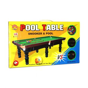 Joymaker Pool Table Game