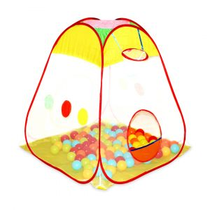Joymaker Toy Tent With 100 Balls