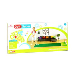 Joymaker The Simulation Indoor Golf Set