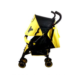 Junior Baby Stroller Yellow