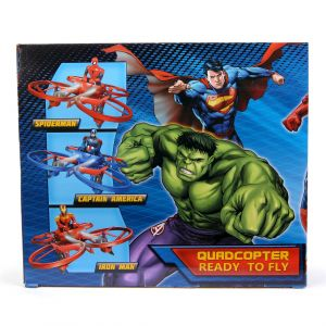 Junior Super Heroes Quadcopter Ready to Fly