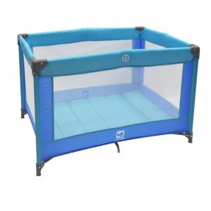 Junior Playpen Blue