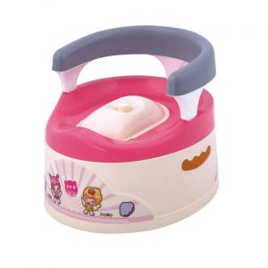 Junior Baby Potty Seat Pink