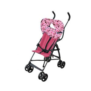 Bachaa Party Adjustable Baby Stroller - Pink