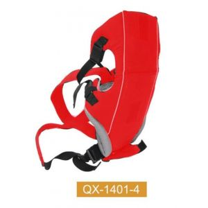 Bachaa Party Ultra Soft Baby Carrier - Red