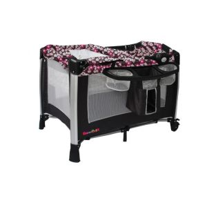 Bachaa Party Attractive Baby Play Pen - Pink