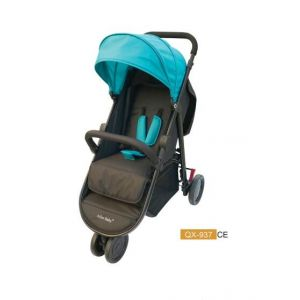 Bachaa Party Foldable Baby Stroller - Blue