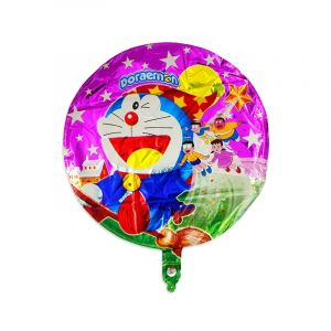 Little Sparks Foil Cherector Balloon Large Doraemon