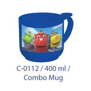 Chuggington Combo Mug Frosty 400ml