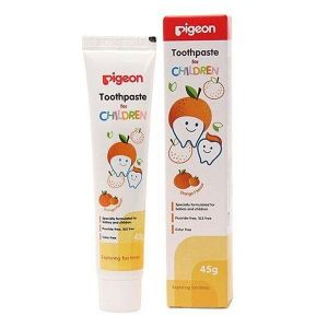 Pigeon Toothpaste Children Orange 45g