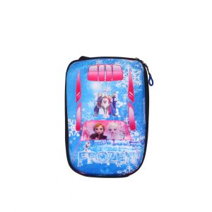 Little Star Character Bag With Hard Plastic Cover Frozen