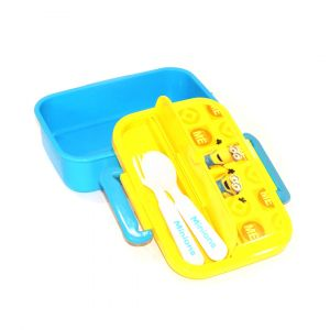 Little Star Character Lunch Boxes Minion