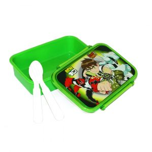 Little Star Character Lunch Boxes Ben 10