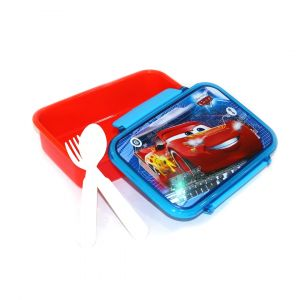 Little Star Character Lunch Boxes Cars
