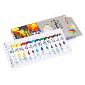 Little Star Yalong Acrylic Colors 12pcs