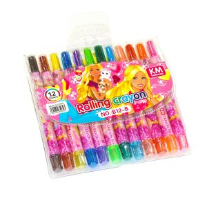 Little Star Rolling Crayon Colors Barbie