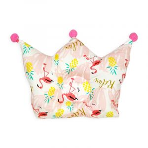 Little Sparks Baby Pillow Crown Relax Pink