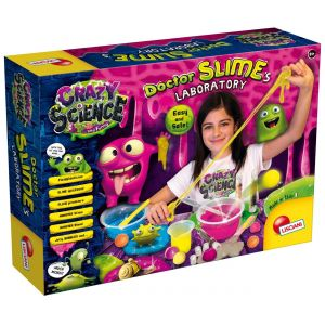 Lisciani Crazy Science Laboratory Of Female Doctor Slime
