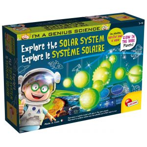 Lisciani I'M A Genius Explore The Solar System