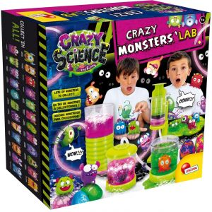 Lisciani Crazy Science The Big Monster'S Laboratory