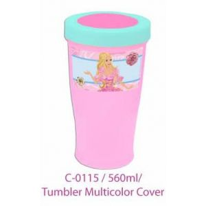 The Three Musketeers-BarbieBicolor Tumbler