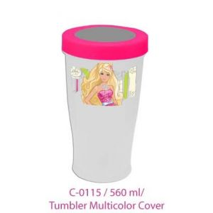 A fashion FairyTale-BarbieBicolor Tumbler