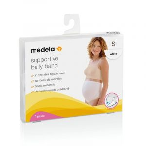 Medela Supportive Belly Band - Small (White)
