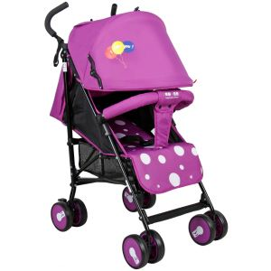 Infantes Baby Stroller Purple Balloons