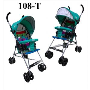 Infantes Baby Green Stroller