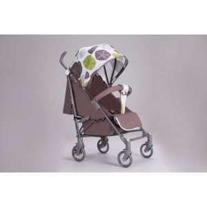 Infantes Baby Stroller Purple Flowers