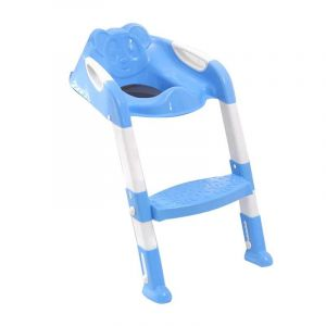 Infantes Baby Ladder Pooty Seat Blue