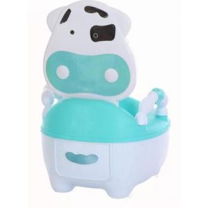 Infantes Baby Pooty Seat Blue