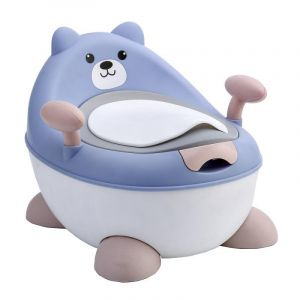 Infantes Baby Pooty Seat Blue Bear