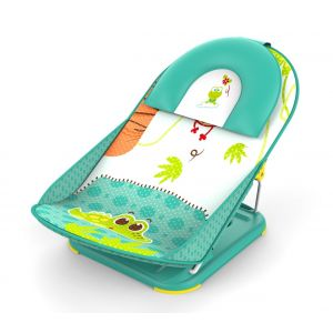 Mastela Deluxe Baby Bather - Green Frog