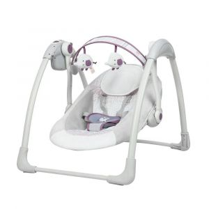 Mastela - Deluxe Portable Swing - White