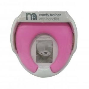 Mother Comfi Trainer With Handles Pink