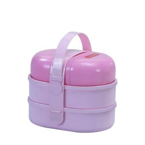 Lion Star LUNCH KID 3 PCS Pink